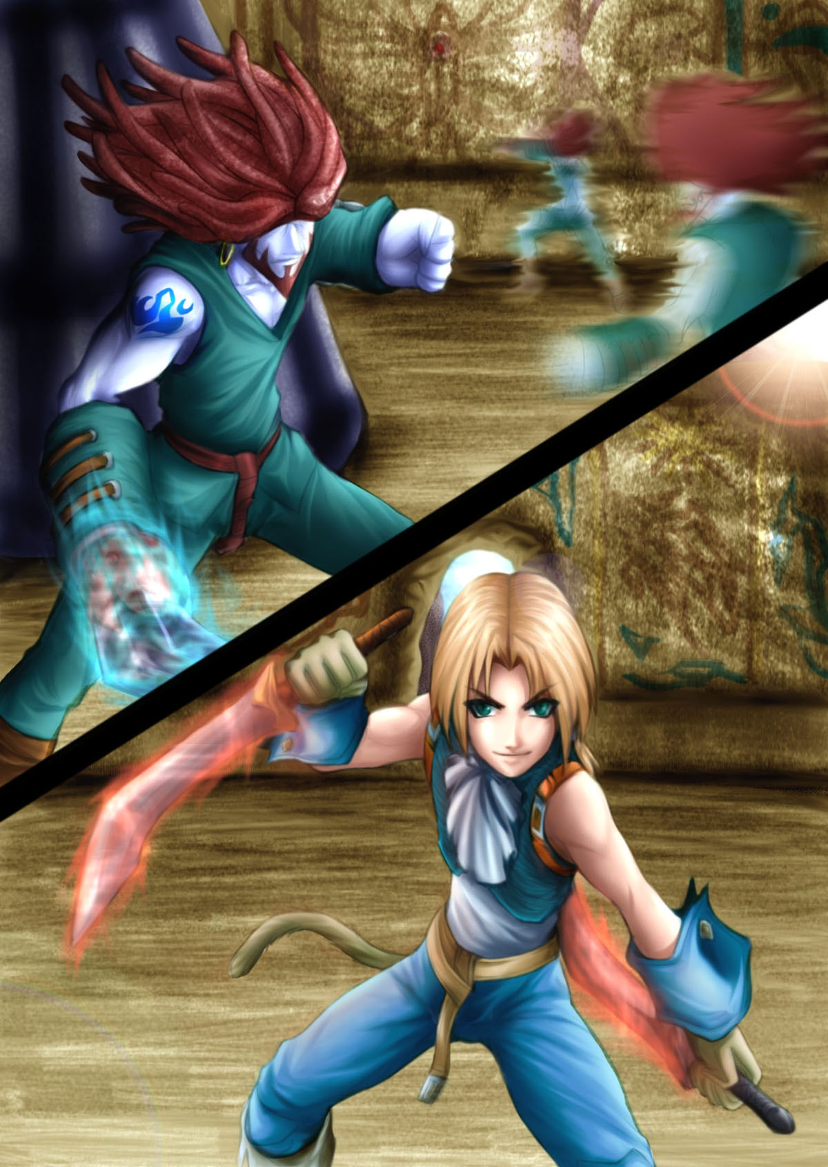ZIDANE_TRIBAL_VS_AMARANT_CORAL_by_DBkun.jpg